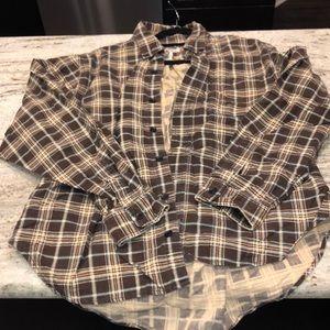Ralph Lauren flannel